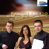Dvorak: Piano Trio No. 1, Smetana: Piano Trio by Panenka Trio