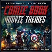 From Panel to Screen: Comic Book Movie Themes by L'orchestra Cinematique
