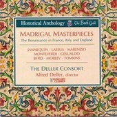 Madrigal Masterpieces by The Deller Consort