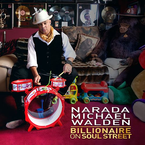 Billionaire On Soul Street - Single by Narada Michael Walden