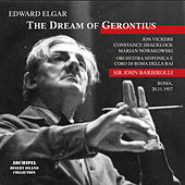 Elgar: The Dream of Gerontius, Op. 38 (Live) by Various Artists