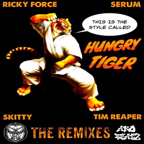Dj Stretch Presents - Hungry Tiger Remixes by DJ Stretch
