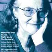 Musgrave: Memento vitae, Helios, Night Music & The Seasons by Various Artists