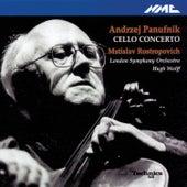 Panufnik: Cello Concerto by Mstislav Rostropovich