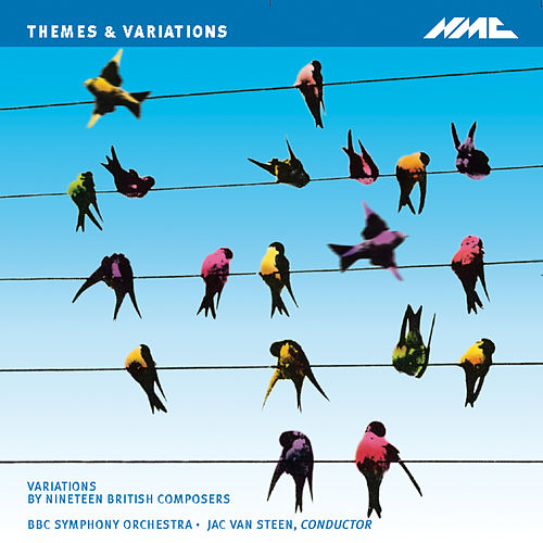 Themes & Variations: Variations by Nineteen British Composers by BBC Symphony Orchestra