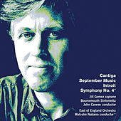 David Matthews: Cantiga, September Music, Introit & Symphony No. 4 by Various Artists