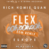Flex (Ooh, Ooh, Ooh) [Mr. W & Lady A Remix] - Single by Rich Homie Quan