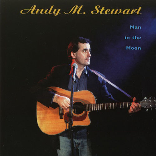 Man In The Moon by Andy M. Stewart