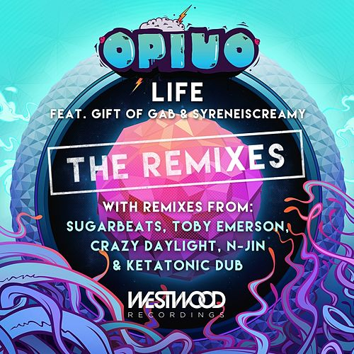Life feat. Gift of Gab & Syreneiscreamy by Opiuo