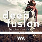 DeepFusion (Finest Deep House Grooves), Vol. 1 by Various Artists