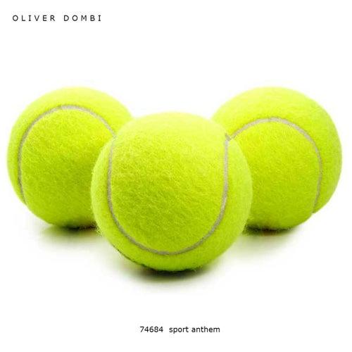 74684 (Sport Anthem) by Oliver Dombi