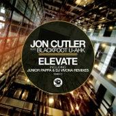 Elevate (feat. Blackfoot U-Ahk) by Jon Cutler