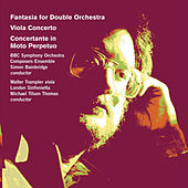 Bainbridge: Fantasia, Viola Concerto & Concertante in moto perpetuo by Various Artists