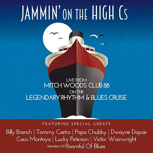 Jammin' On The High C's by Mitch Woods
