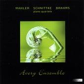 Mahler, Schnittke, Brahms - Piano Quartets by Avery Ensemble