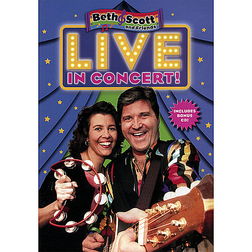 Beth & Scott: Live In Concert by Beth and Scott