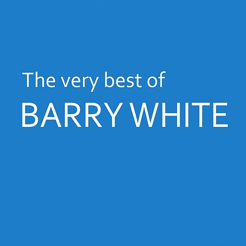 The Very Best Of von Barry White