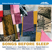 Richard Rodney Bennett: Songs Before Sleep by Various Artists