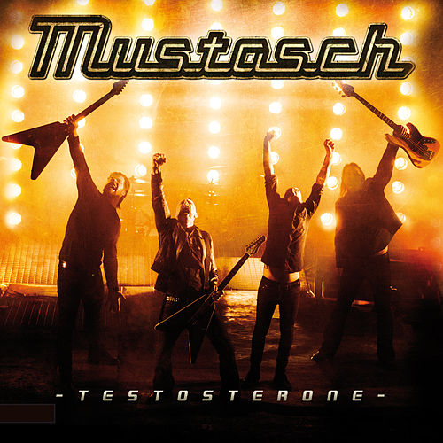 Testosterone by Mustasch