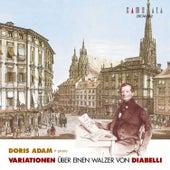 Variationen uber einen Walzer von Diabelli by Doris Adam