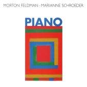 Morton Feldman: Piano by Marianne Schroeder
