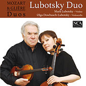 Mozart & Glière Duos by Mark Lubotsky
