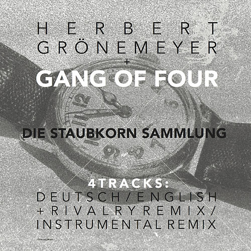 Die Staubkorn Sammlung von Gang Of Four