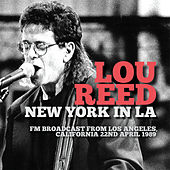 New York in La (Live) von Lou Reed