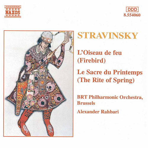 The Rite of Spring / Firebird by Igor Stravinsky
