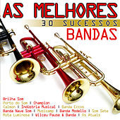 As Melhores - 30 Sucessos Bandas by Various Artists