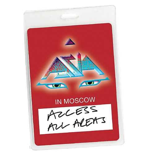 Access All Areas - Asia Live in Moscow (Audio Version) by Asia