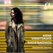 Shostakovich: Piano Concertos by Anna Vinnitskaya