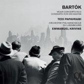 Bartók: Violin Concerto No. 2, Sz. 112 & Concerto for Orchestra, Sz. 116 by Various Artists