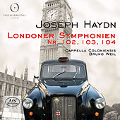 Haydn: Symphonies Nos. 102-104 (Live) by Various Artists