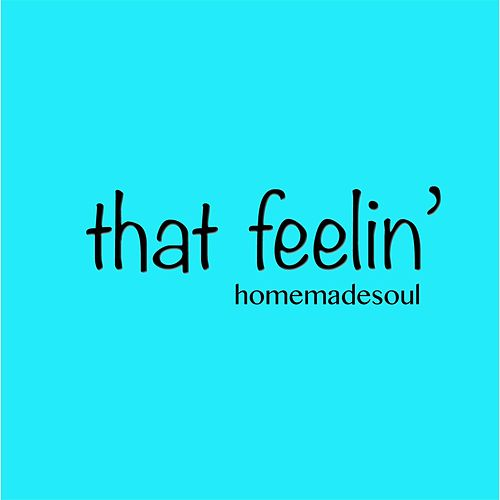 That Feelin' by Homemade Soul