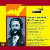 Strauss II: Die Fledermaus by Philharmonia Orchestra