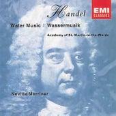 Handel: Water Music by Sir Neville Marriner