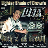 Lighter Shade of Brown's Dttx Back 2 da Brown by Various Artists