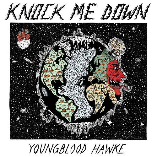 Knock Me Down - Single by Youngblood Hawke
