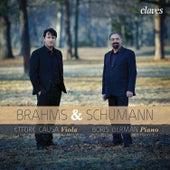 Brahms & Schumann: Transcriptions for Viola & Piano by Boris Berman