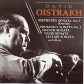 David Oistrakh Plays Works for Violin and Piano by David Oistrakh