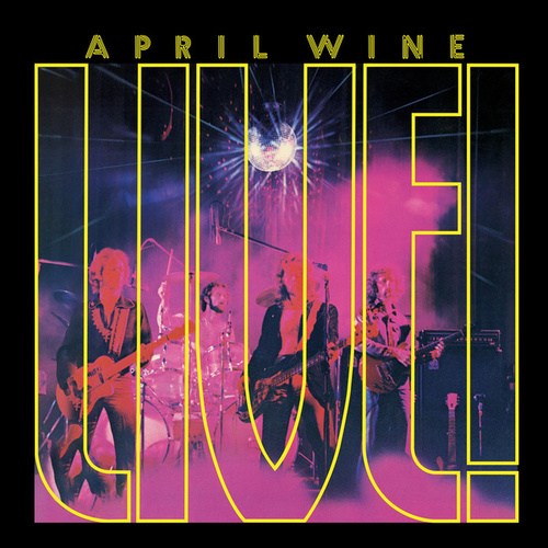 Live! by April Wine