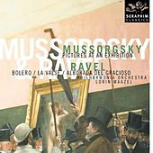 Mussorgsky: Pictures at an Exhibition/Ravel by Various Artists