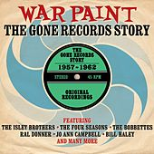 War Paint: The Gone Records Story 1957-1962 von Various Artists