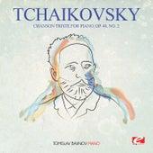 Tchaikovsky: Chanson Triste for Piano, Op. 40, No. 2 (Digitally Remastered) by Tomislav Bavnov