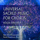 Universal Sacred Music for Chorus by Various Artists