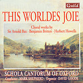 This World Joie - Choral Music by David Goode
