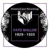 Historical Jazz Recordings: 1929-1935 by Fats Waller