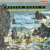 Dupré: Symphonie En Sol Mineur & Cortége Et Litanie - Gilles: Symphonie En Mi Majeur - Demessieux: Poème by Jeremy Filsell