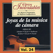 Clásicos Inolvidables Vol. 24, Joyas de la Música de Cámara by Various Artists